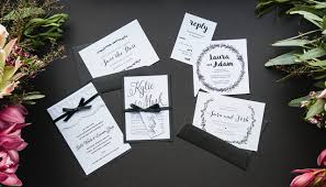 wedding invitations nz creative box stationery and design