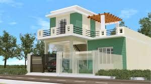 Design Duplex House In Bangladesh