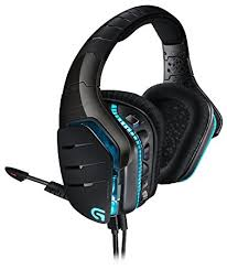 amazon black friday headsets amazon com logitech g633 artemis spectrum rgb 7 1 dolby and dts