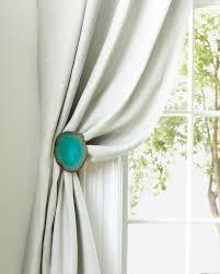 Diy Curtain Tiebacks Decorative Curtain Tiebacks Agate Coasters Agate And Coasters