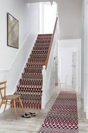 houston runners for stairs staircase traditional with dark wood
