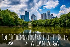 list the 10 top things to do in atlanta with