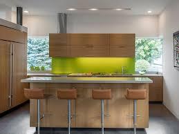 clean lines recessed lighting wall art minimalist sleek windows tall ceilings