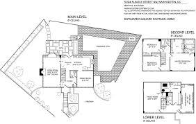 Colby College Floor Plans by Susie Maguire Kathy Kiernan Presents 5024 Klingle St Nw
