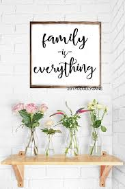 this family is everything wood sign 3 vinyl flooring pics