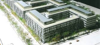 siege chanel référence projets joints bâtiments veda