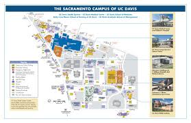 Uc Map Sacramento Campus Map Now Available At Myprint Ucdavis Edu Uc