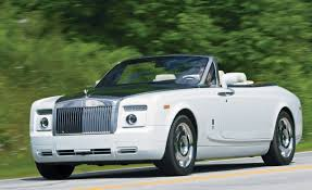 2010 Rolls Royce Phantom Drophead Coupe Road Test Reviews