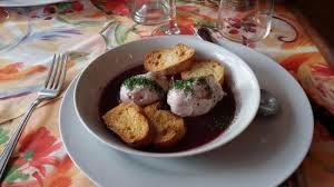 regal cuisine oeufs meurettes un regal picture of bon accueil bourgogne