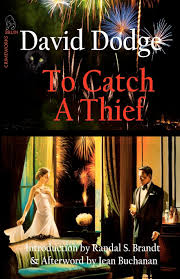 to catch a thief bruin crimeworks david dodge 9780982633939