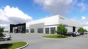 mercedes montvale nj mercedes to move houston learning performance center build