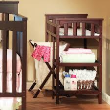 sb2 furniture petite paradise crib u0026 complete nursery set in cherry