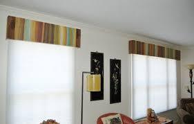 living room valances a unique idea window valances made with art contemporary