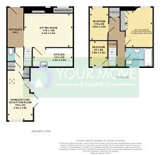 The Burrow Floor Plan Property For Sale In Newton Poppleford Sidmouth Devon Your Move