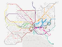 Metro Station In Dubai Map by 8 Cities That Show You What The Future Will Look Like Wired