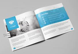 welcome brochure template 21 striking square brochure template designs idevie