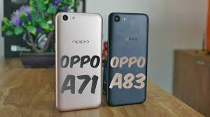 Oppo A71 Oppo A71 2018 Vs Oppo A83 Which Oppo Phone Is Better