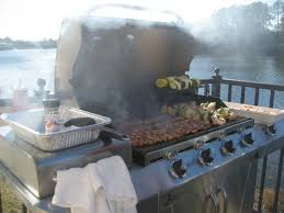 Patio Master Grill by Crisis Center Launches New Website With Donor Appreciation Bbq At