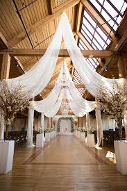 wedding draping fabric epic rustic glam wedding in chicago ceilings barn and chicago