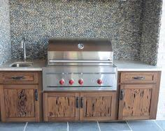 Have You Ever Imagine Having An Outdoor Kitchen Cabinets  Top - Outdoor kitchens cabinets