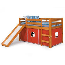 bedding cute twin loft bed with slide ac0338ae 4e0a 421f 9e86