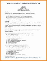 exle resume summary of qualifications 9 good resume summary resume type