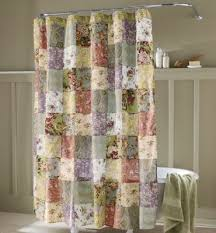 Country Shower Curtain Blooming Prairie Shower Curtain From Country Door 41376