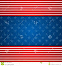 presidents day abstract usa flag colors background stock vector