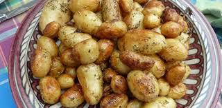 comment cuisiner les pommes de terre grenaille le carnet de recettes de délice mini pommes de