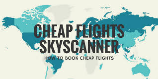 how to book cheap flights with skyscanner triphackr