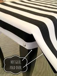 Easy Upholstery How To Upholster A Bench A Step By Step Tutorial That Makes It