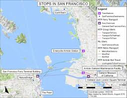 Amtrak Train Station Map by An Exciting Beautiful Day In San Francisco United We Stand