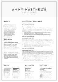 Vestibulum Sapin Prin Quam by 71 Best Professional Resume Templates Images On Pinterest