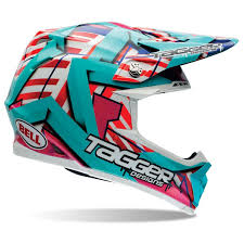 bell helmets motocross amazon com bell moto 9 tagger trouble motocross helmet x small