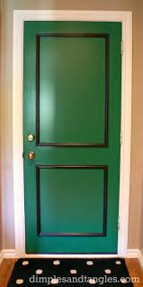 Interior Door Color A Back Door My Paint Color Dimples And Tangles