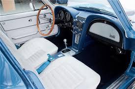 white corvette interior 1966 chevrolet corvette 181622