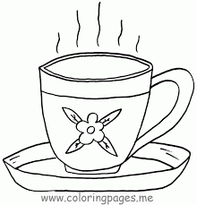 printable teapot coloring pages coloring home