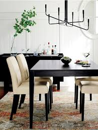 Crate And Barrel Dining Room Tables 208 Best Dining Rooms Images On Pinterest Crates Dining Rooms