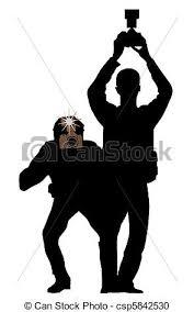 paparazzi clipart photographes silhouette paparazzi illustration de stock