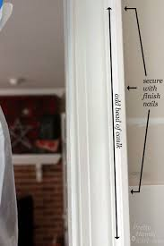 Colonial Trim Beef Up Door And Window Casing With Back Band Pretty Handy