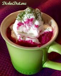 manischewitz borscht battle cold borscht ina garten vs yotam ottolenghi dishndat