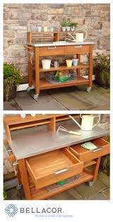 Potting Bench Ikea Diy Built To Last Potting Bench Free Plans At Buildsomething