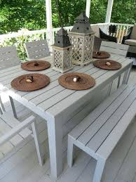 Reasonable Outdoor Furniture by Narrow Patio Dining Table U2013 Rhawker Design