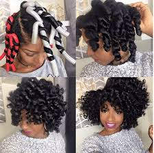 perm rods on medium natural hair 35 gorgeous natural hairstyles for medium length hair