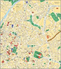 belgium city map brussels map detailed city and metro maps of brussels for