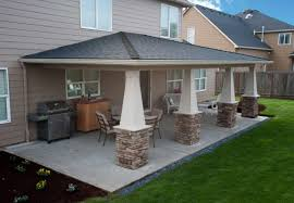 Cost To Build Roof Stunning Design Covered Porch Cost Beautiful How Much Does