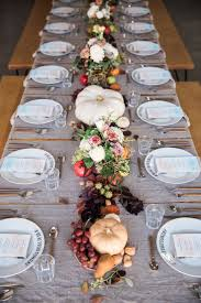 easy thanksgiving table centerpiece ideas last minute thanksgiving table decor inspiration anne sage