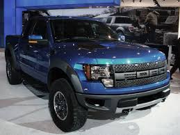 Ford Raptor Blue - ford f 150 svt raptor 2518448
