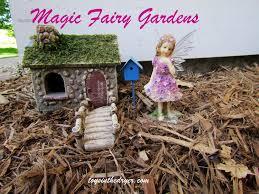 Ideas For A Fairy Garden by Fairy Garden Magic