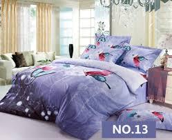 luxury modern 3d bedding sets unique oil painting comforter set